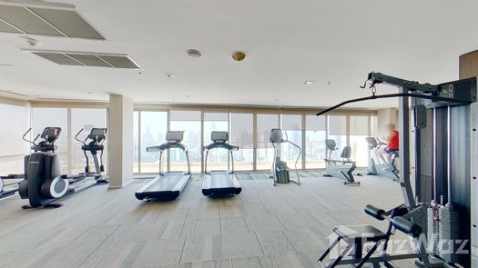 3D Walkthrough of the Communal Gym at The Lakes