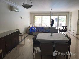 3 Schlafzimmern Immobilie zu vermieten in , Cairo Ground Floor Fully Furnished Rent In Maadi Sarayat