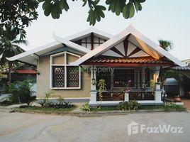 万象 4 Bedroom House for rent in Vatnak, Vientiane 4 卧室 房产 租