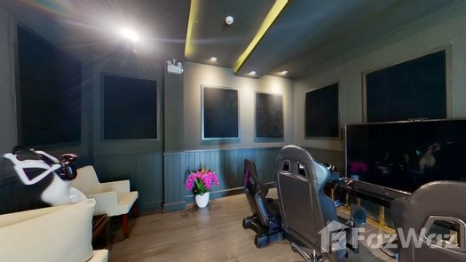 3D Walkthrough of the Indoor Games Room at Grand Florida