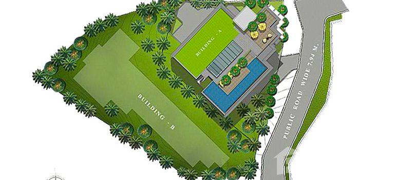 Master Plan of The Unity Patong - Photo 1