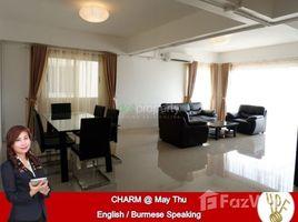 ဗိုလ်တထောင်, ရန်ကုန်တိုင်းဒေသကြီး 3 Bedroom Condo for rent in River View, Yangon တွင် 3 အိပ်ခန်းများ ကွန်ဒို ငှားရန်အတွက်