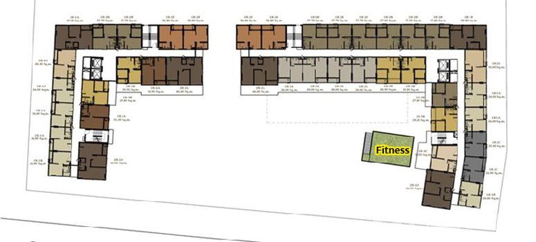 Master Plan of Metro Luxe Phaholyothin-Sutthisan - Photo 1