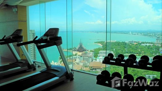 Photos 2 of the Gym commun at Wongamat Tower