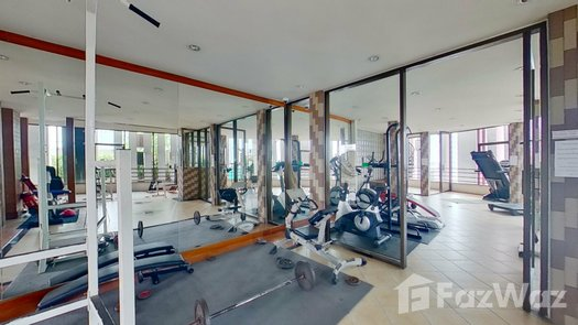 3D Walkthrough of the Communal Gym at Fifty Fifth Tower