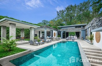 The Villas By The Big Bamboo in Choeng Thale, Phuket