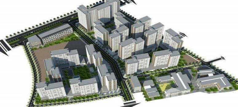 Master Plan of Akari City Nam Long - Photo 1