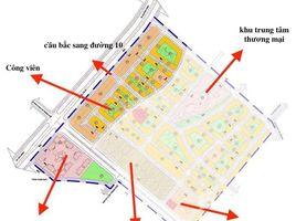 海防市 Bac Son Bán lô góc GĐ2 đẹp nhất dự án, 3 mặt thoáng, ngân hàng cho vay 70%, sổ đỏ nhận ngay N/A 土地 售