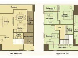 3 Bedrooms Condo for rent in Wang Mai, Bangkok Pathumwan Oasis
