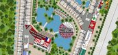 Master Plan of 777 Beach Condo