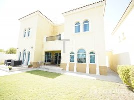 3 Bedrooms Villa for sale in European Clusters, Dubai Single Row | Well Maintained | District 5