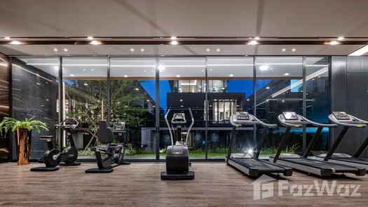Photos 1 of the Communal Gym at Issara Residence Rama 9