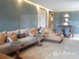 3 Bedrooms Apartment for rent in Na Machouar Kasba, Marrakech Tensift Al Haouz RARE à la location appartement de 141m² 3 chambres à PRESTIGIA