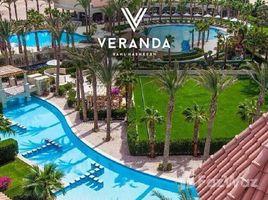 Al Bahr Al Ahmar 1 Bedroom Penthouse with Pool view - Veranda 1 卧室 住宅 售