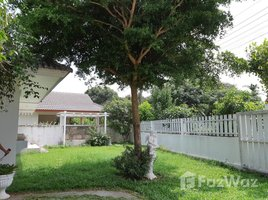 2 Bedrooms Property for rent in San Phisuea, Chiang Mai Moo Baan Tanawan Romchock