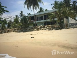 2 Bedrooms Property for sale in Klai, Nakhon Si Thammarat Absolute Beachfront Dream Home