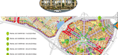 Master Plan of Park Villas