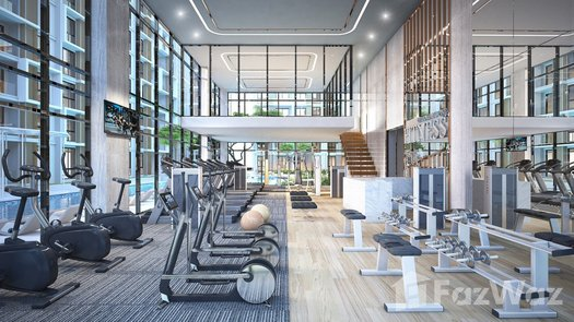 Photos 1 of the Communal Gym at The One Chiang Mai