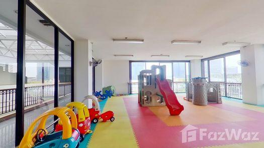 3D Walkthrough of the Club enfant at Ruamsuk Condominium