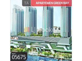 Aceh Pulo Aceh Apartemen Condominium Green Bay Tower M Lantai 33 Pluit 2 卧室 住宅 售