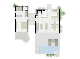 1 Habitación Casa en venta en Puerto De Cayo, Manabi NA-10 TANUSAS: 1BR Villa for Sale on Pristine Beach with Resort and Spa, Boca de Cayo, Manabí