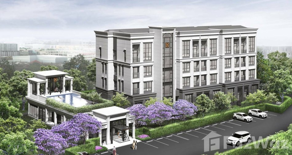 Latest off-plan projects launched in Chiang Mai - The Spring Loft