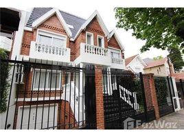 3 Habitaciones Casa en venta en , Buenos Aires intendente alfaro al 600, Acassuso - Alto - Gran Bs. As. Norte, Buenos Aires