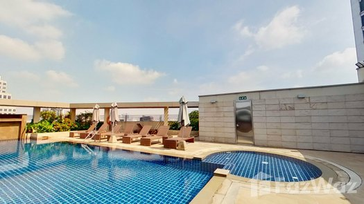3D Walkthrough of the Communal Pool at The Lakes