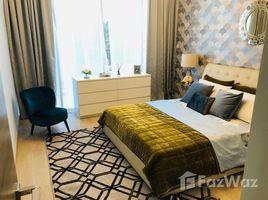 迪拜 Bloom Towers 1 卧室 房产 售
