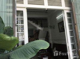 Studio House for sale in An Lac, Ho Chi Minh City Nhà MTNB 12m KDC Lê Thành, 4x17m, 1 trệt 1 lầu, phường An Lạc, Quận Bình Tân