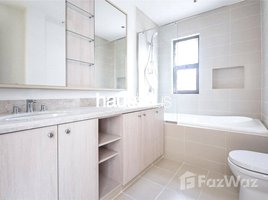 迪拜 Reem Community Single Row   4 cheques   New home   Type Inner A 3 卧室 别墅 租