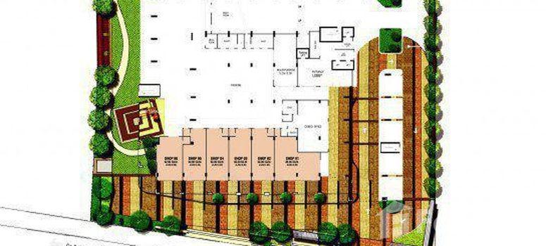 Master Plan of Lumpini Suite Pinklao - Photo 1