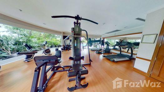 3D Walkthrough of the Communal Gym at Baan Suan Plu