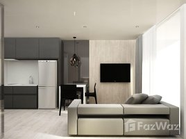 Studio Penthouse for sale in Nong Prue, Pattaya Rising Place Thappraya