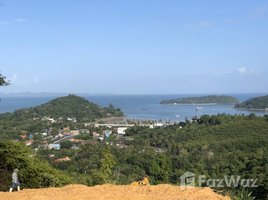 N/A Land for sale in Wichit, Phuket Sea View 19 Rai Land Near Ao Makham