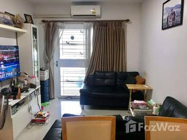 3 Bedrooms Townhouse for sale in Tha Raeng, Bangkok Pruksa Ville 89 Ramintra - Wongwaen