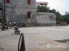 N/A Đất bán ở Vân Nội, Hà Nội Chính chủ bán lô đấu giá Vân Nội Đông Anh, 2MT chia 3 lô ô tô vào