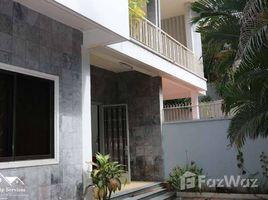 Дом, 4 спальни в аренду в Boeng Keng Kang Ti Muoy, Пном Пен 4 bedrooms Villa For Rent in Chamkarmon