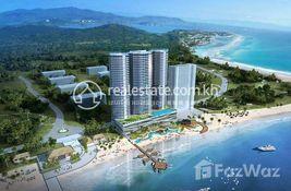 柬埔寨Preah SihanoukBlue Bay1卧公寓出售