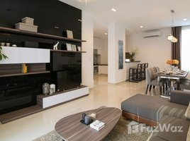 Studio Căn hộ cho thuê ở Phường 2, TP.Hồ Chí Minh Sky Center