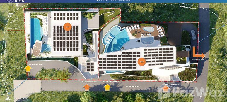 Master Plan of Icon Samui Villas - Photo 1