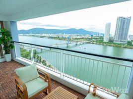 峴港市 Hai Chau I Indochina Riverside Towers 2 卧室 住宅 租
