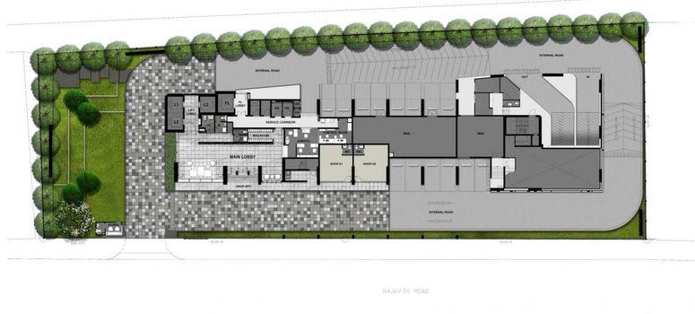 Master Plan of Urbano Rajavithi - Photo 1
