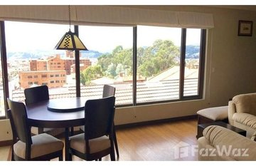 Beautiful Furnished Penthouse with Views & Terrace in Cuenca, Azuay
