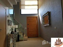 Grand Casablanca Bouskoura Belle villa Angle 3 façades en vente à Dar Bouazza à 15 min du Morocco Mall 3 卧室 别墅 售
