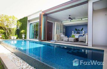 Baan Wana Pool Villas in Si Sunthon, Phuket
