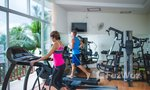 Communal Gym at L Orchidee Residences