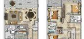 Unit Floor Plans of Casablanca Boutique Villas