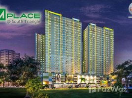 1 Bedroom Condo for sale in Quezon City, Metro Manila MPlace South Triangle