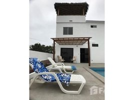 Santa Elena Santa Elena Ballenita Ocean View with Pool: Amazing ocean view rental with spectacular ocean view, Ballenita, Santa Elena 1 卧室 屋 租